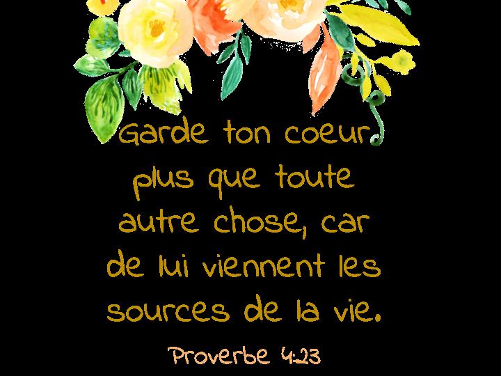 proverbe4.23